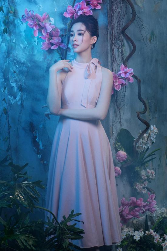 Đặng Thu Thảo diện đầm dạ hội khoe vẻ đẹp mong manh - 3