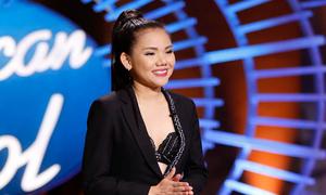Học trò Hồ Quỳnh Hương khiến giám khảo American Idol sửng sốt