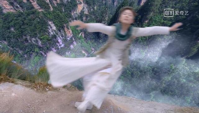 Đại tẩu của Độc Cô Gia La bị đâm trọng thương và ngã xuống vực núi sâu. Vậy mà nhân vật này không chết, tái xuất chỉ sau vài tập phim.