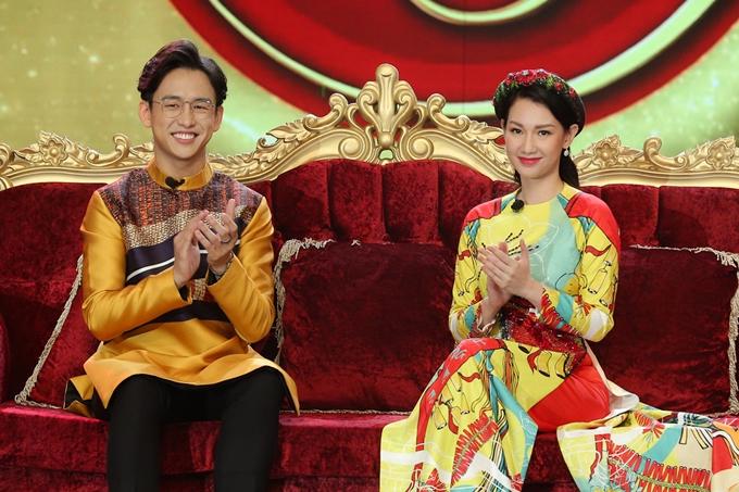 MC Quang Bảo và Quỳnh Chi tiếp tục dẫn dắt Tết HTV. Chương trình phát sóng vào lúc 22h00 ngày 4/02/2019 (30 Tết âm lịch) trên kênh HTV7.