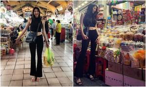 Ngọc Quyên về Việt Nam sau scandal bị chồng cũ tố bán mỹ phẩm giả