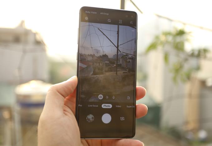 Galaxy S10+ đổi thiết kế, nhiều tính năng mới - 7