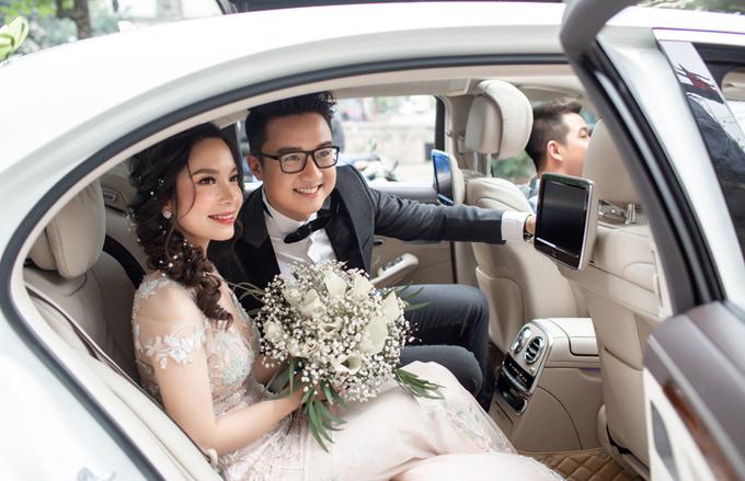 Tiệc cưới mang chủ đề hoa calla của MC Dương Sơn Lâm