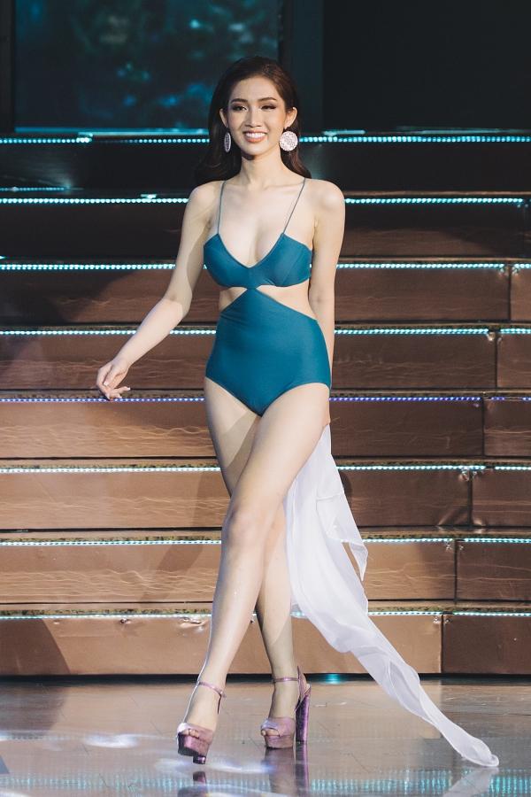 Đỗ Nhật Hà bị chê mặc sến ở bán kết Hoa hậu Chuyển giới Quốc tế - 4