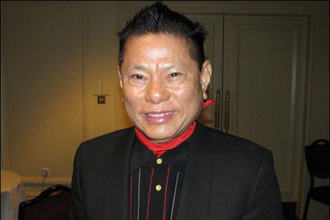 Doanh nhân Mỹ gốc Việt Hoàng Kiều. Ảnh: BBC.