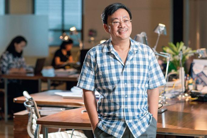 Ông Nguyễn Đăng Quang (55 tuổi), tỷ phú USD mới của Việt Nam được Forbes công bố vào hôm 5/3. Ảnh: Forbes.
