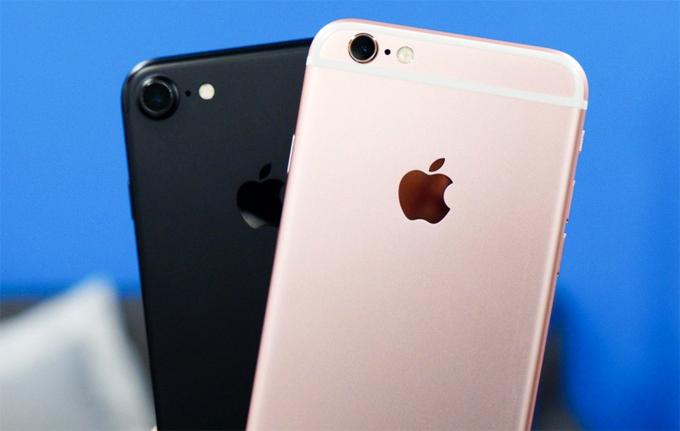 iPhone thay pin lô được Apple đồng ý sửa chữa