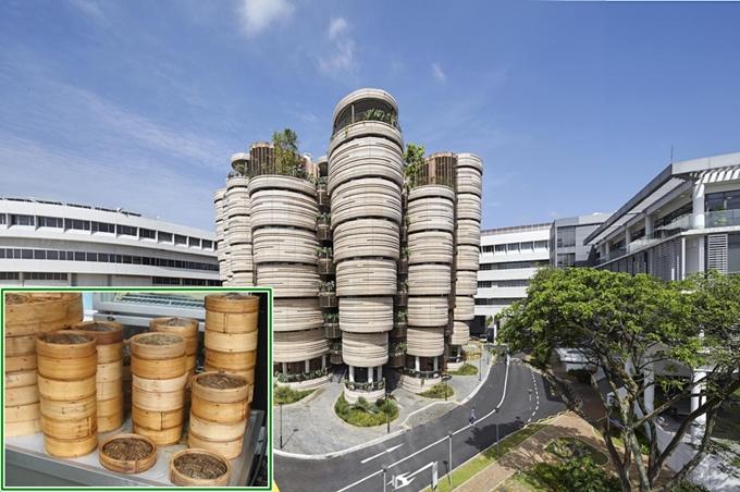 4 công trình đồ ăn thú vị ở Singapore - 2