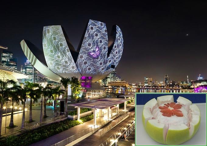 4 công trình đồ ăn thú vị ở Singapore - 1
