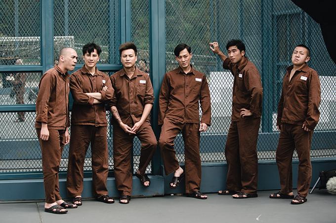 Lâm Phong mang khí chất thiếu gia từ ngoài đời vào trong phim.