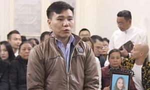 Châu Việt Cường bị phạt 13 năm tù vì nhét tỏi làm chết cô gái