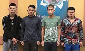 Bé gái 14 tuổi bị 6 thanh niên quen qua mạng lần lượt giao cấu
