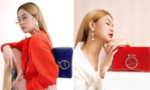 Hoàng Thùy Linh thu hút ánh nhìn với gu thời trang sành điệu