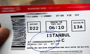 Hãy cẩn thận vì thẻ lên máy bay chứa nhiều thông tin cá nhân