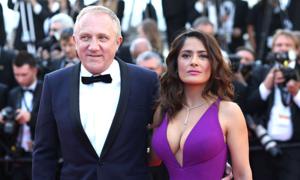 Salma Hayek bị đố kỵ khi kết hôn với tỷ phú Pháp