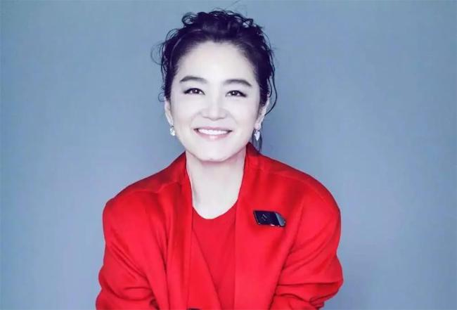 Diễn viên Lâm Thanh Hà.