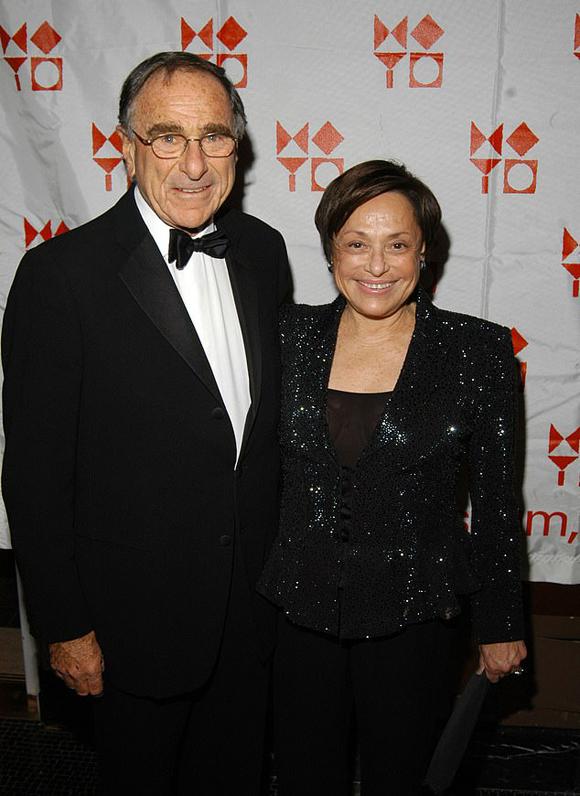 Tỷ phú Harry và vợ cũ Linda trong một sự kiện năm 2007. Ảnh: Patrick McMullan.
