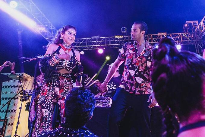 Tiệc cưới thứ 2 phong cách thổ dân của tỷ phú Ấn Độ ở Phú Quốc