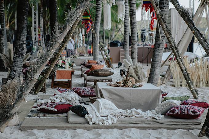 Tiệc cưới thứ 2 phong cách thổ dân của tỷ phú Ấn Độ ở Phú Quốc - 1