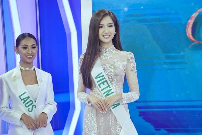 Hành trình dự thi Hoa hậu Chuyển giới của Đỗ Nhật Hà - 4