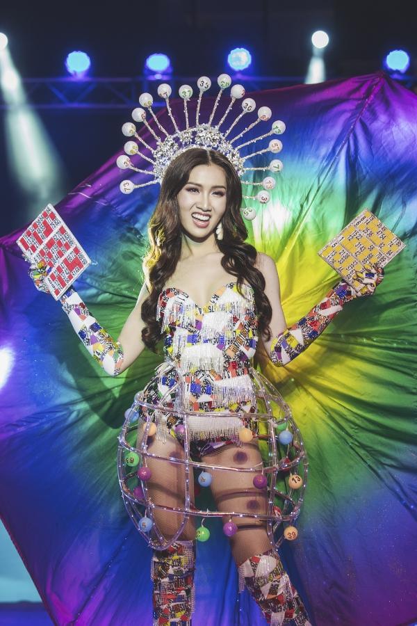 Hành trình dự thi Hoa hậu Chuyển giới của Đỗ Nhật Hà - 8