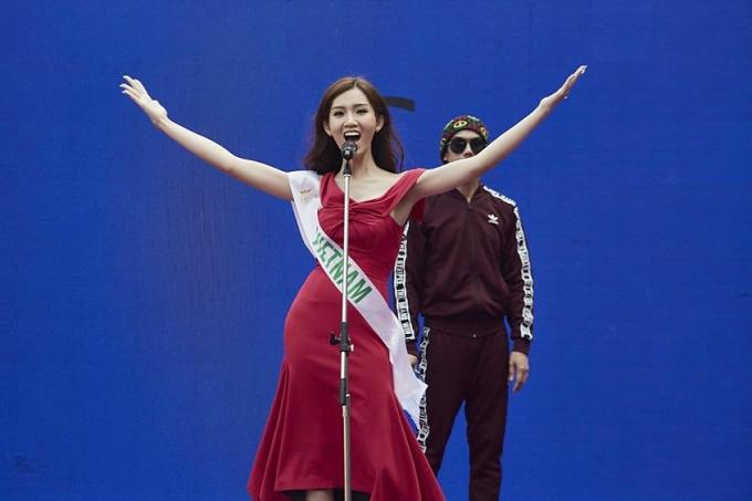 Hành trình dự thi Hoa hậu Chuyển giới của Đỗ Nhật Hà - 6