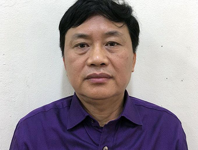 Nguyên Phó Cục trưởng Cục Đường thuỷ Nội địa Việt Nam bị bắt
