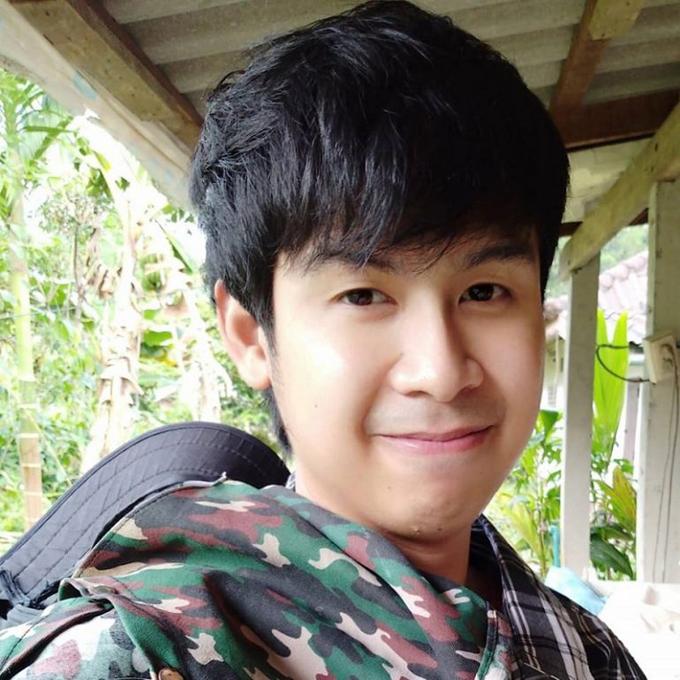 Premyosapon Khongsai (28 tuổi), ở tỉnh Trat, Thái Lan - ứng cử viên cho cuộc thi kén rể của ông Anon. Ảnh: Facebook.