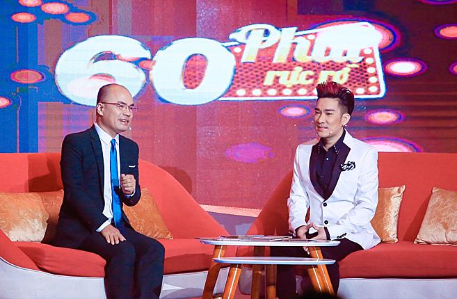 Quang Hà chia sẻ về những khó khăn trong quá khứ.