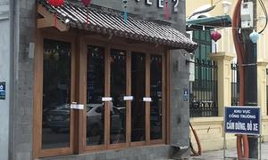 Du khách ngoại quốc tử vong trong quán cà phê ở Hà Nội