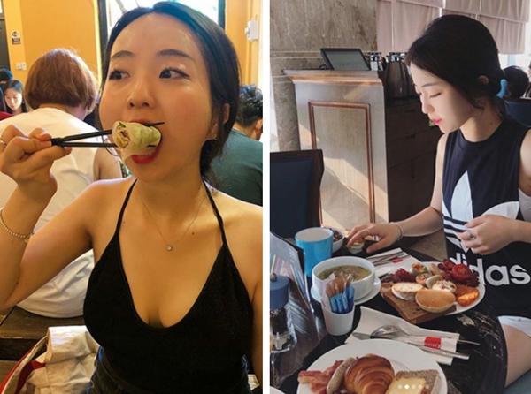 Doni chia sẻ, điều mà cô cho rằng có quyết định lớn lao đến việc giảm cân chính là vượt qua được những lời mời mọc ăn uống từ bạn bè. Người Hàn Quốc có thói quen đi nhậu sau giờ làm, Doni cũng không nằm ngoài guồng quay công việc này. Chính vì vậy mà trước đây, cô luôn thất bại trong việc giảm cân.