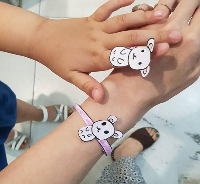 Chae Rim chia sẻ ảnh tháng7/2018, khi đó cô vẫn đeo hai chiếc nhẫn.