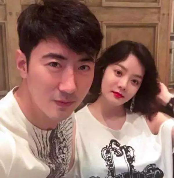 Vợ chồng Chae Rim, Cao Tử Kỳ khi còn hạnh phúc.