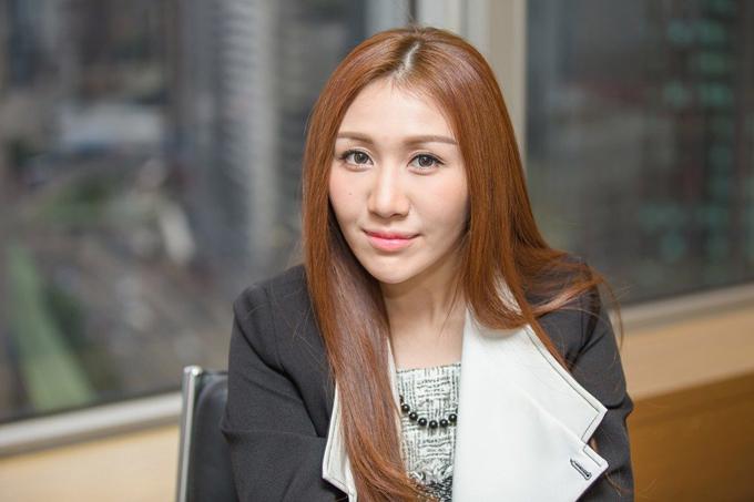 Hà Siêu Doanh, con gái cưng của tỷ phú Hà Hồng Sân. Ảnh: Sina.