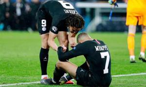 Sao trẻ PSG vẫn mất ngủ sau khi thua sốc MU