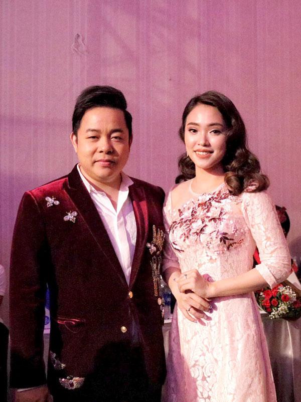 Màn trình diễn của Như Ý được Quang Lê khen ngợi hết lời.