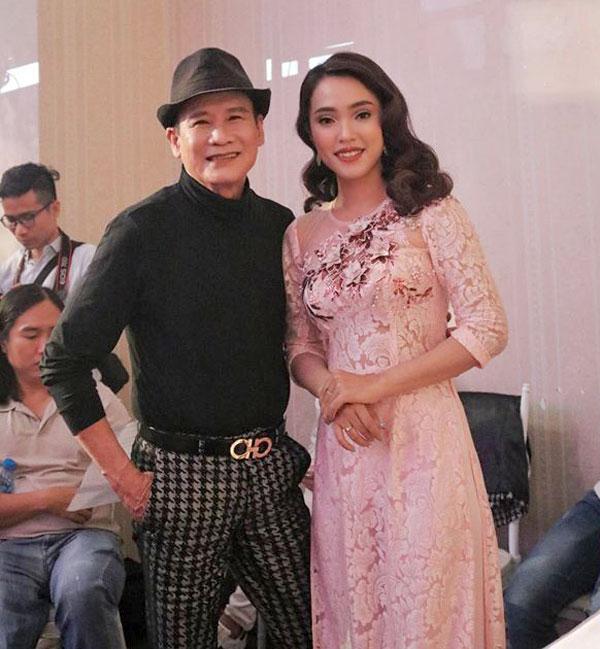 Tối 10/3, Như Ý góp mặt trong liveshow 10 năm của danh ca hải ngoại Tuấn Vũ mang tên Tuấn Vũ - 10 năm tái ngộ, tại TP HCM.