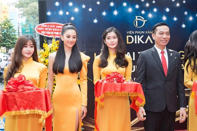 Viện phun xăm Dika trực thuộc Công ty CP Đầu tư Khang Minh (Bệnh viện thẩm mỹ Medika, Y khoa Kỳ Hòa) với hơn 10 năm kinh nghiệm trong lĩnh vực thẩm mỹ và chăm sóc sức khỏe. Trong đó, dịch vụ phun xăm thu hút chị em và được đánh giá cao.