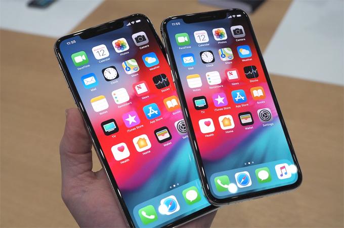 iPhone XS, XS Max bị lỗi giật lag