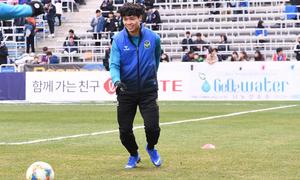 Công Phượng lập cú đúp cho Incheon United trong 20 phút