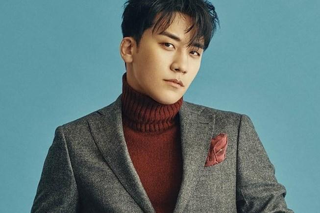 Seung Ri - em út nhóm nhạc Big Bang.