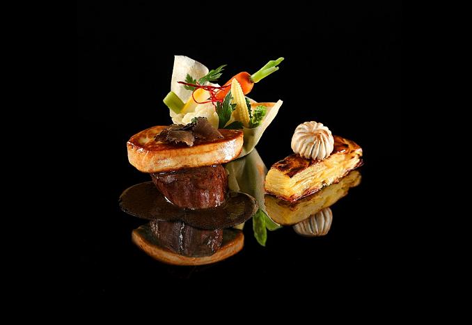 Bếp trưởng được gắn sao Michelin trình diễn Tuần lễ Hương vị Pháp tại Hà Nội  - 1