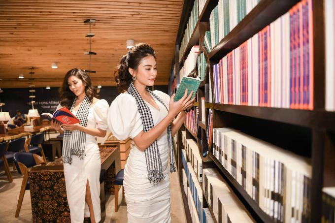 Á hậu Mâu Thủy: Khuyến học là cuốn sách các bạn trẻ nên đọc - 7
