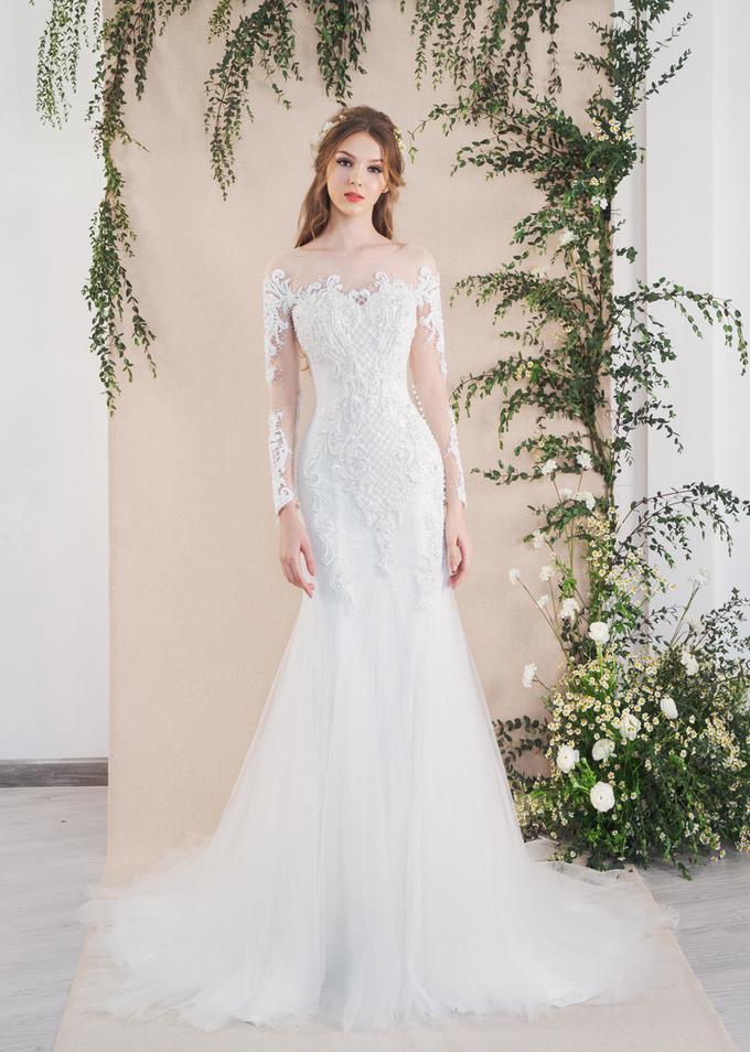Top 10 váy cưới được yêu thích trong tháng 3
