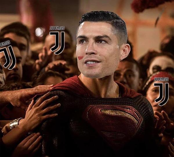 Các fan Juventus phát cuồng vìsiêu sao Bồ Đào Nha.