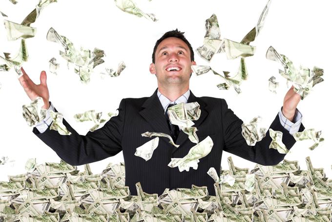 Để lọt top 1% người giàu tại Mỹ cần kiếm được 478.000 USD/năm. Ảnh: Creative Hobby.
