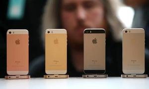 Apple bán iPhone SE tân trang giá rẻ