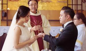 3 năm hôn nhân 'như thiên đàng' của Victor Vũ - Đinh Ngọc Diệp