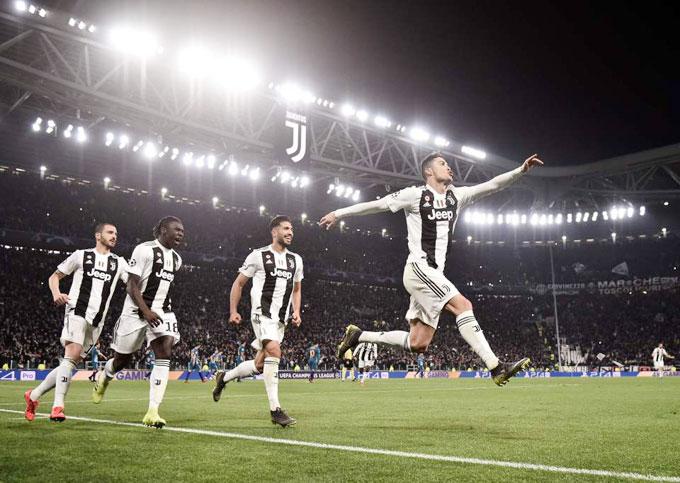 Trước trận đấu, C. Ronaldo hứa với người thân rằng sẽ ghi bàn và anh đã thực hiện đúng