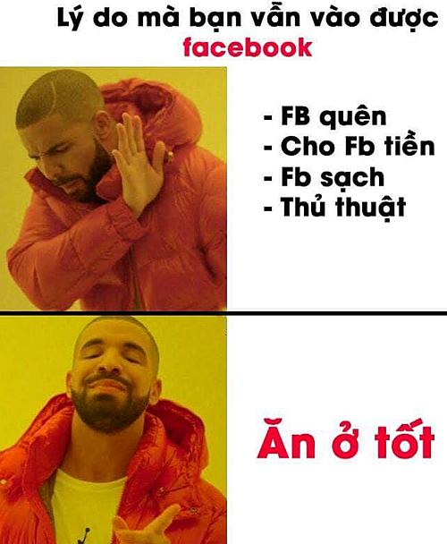 Đây là lý do bạn không vào được Facebook.